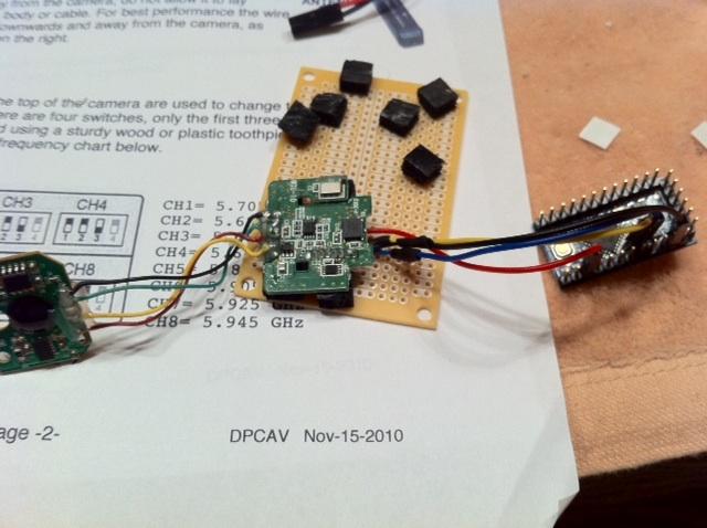 MultiWiiController NK-WM+-Arduino