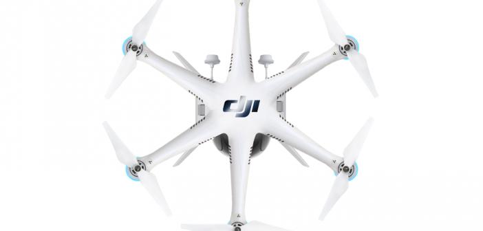 DJI ın yeni ürünü ile ilgili dedikodular Phantom XSIX