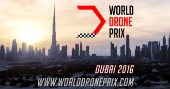 Dünyanın ilk drone yarışı World Drone Prix