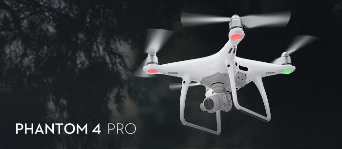 DJI Phantom 4 Pro yu tanıttı 15.11.2016