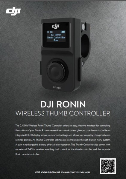 Ronin Thumb Controls
